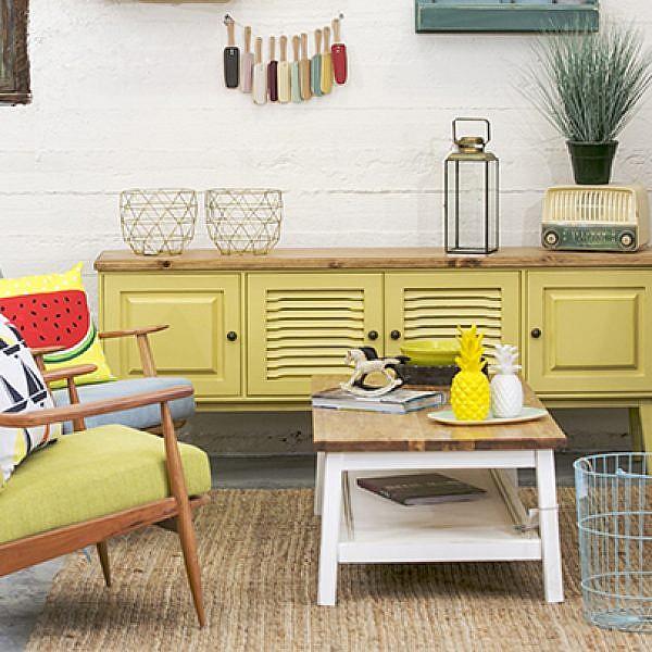 רהיטים נוסטלגיים בהשראת נוף ילדות | עיונה
