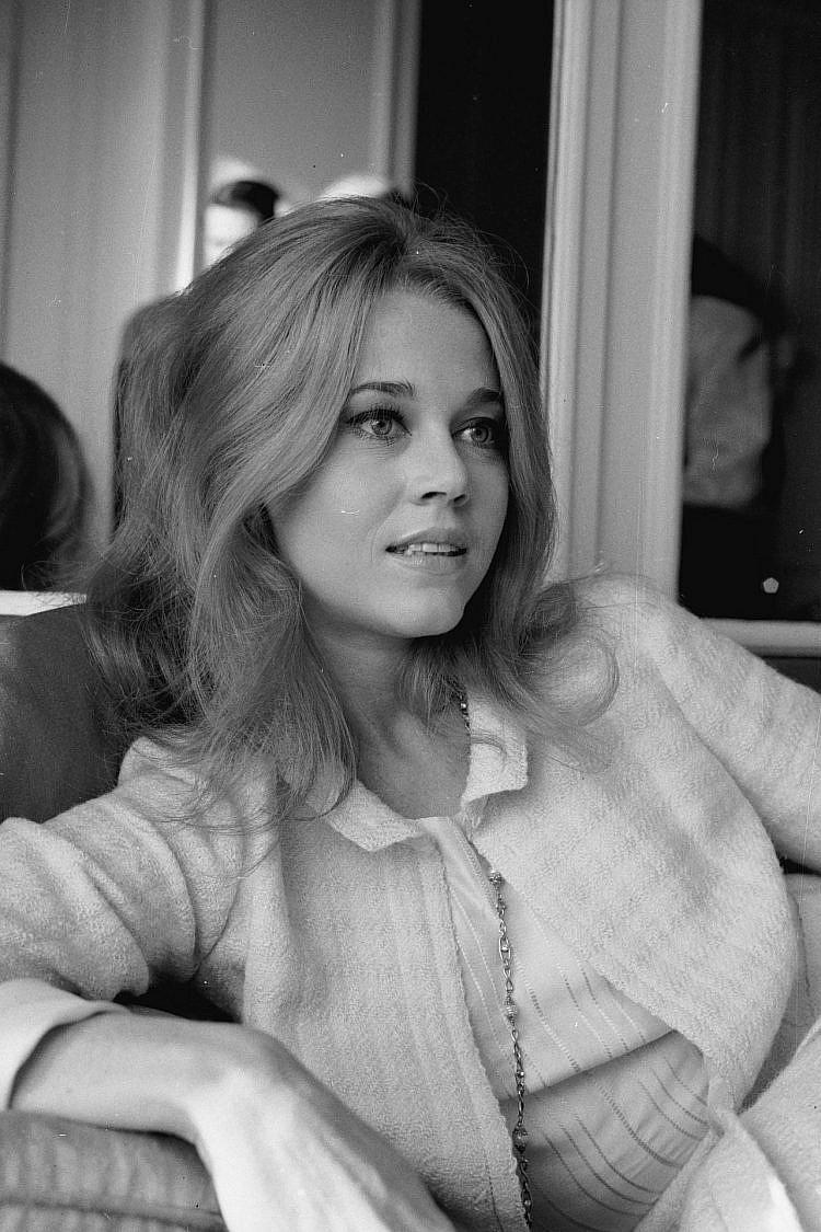 מהממת מאז ומתמיד: ג'יין פונדה, 1965 | צילום: Gettyimages/Kaye