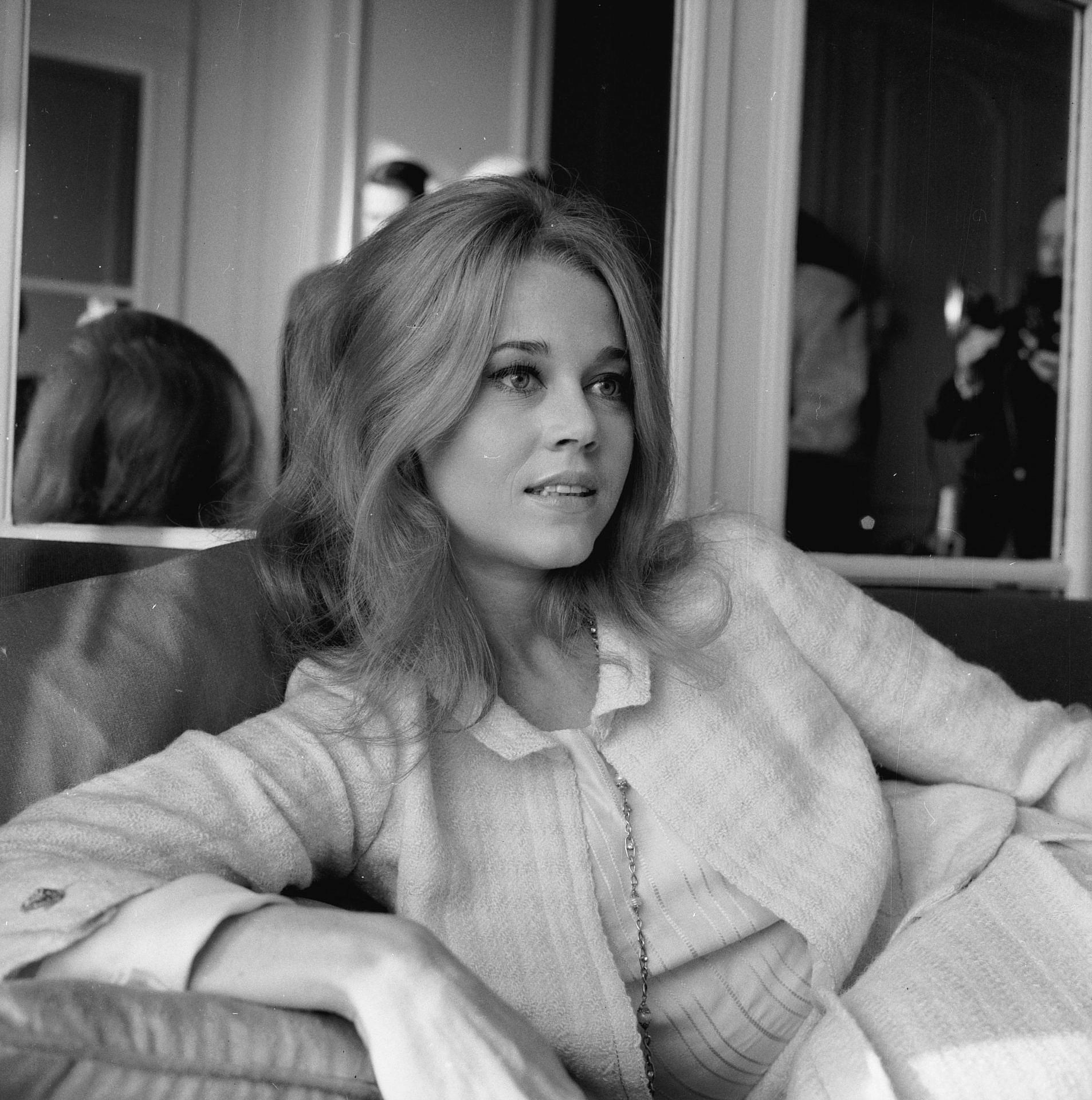 מהממת מאז ומתמיד: ג'יין פונדה, 1965   צילום: Gettyimages/Kaye