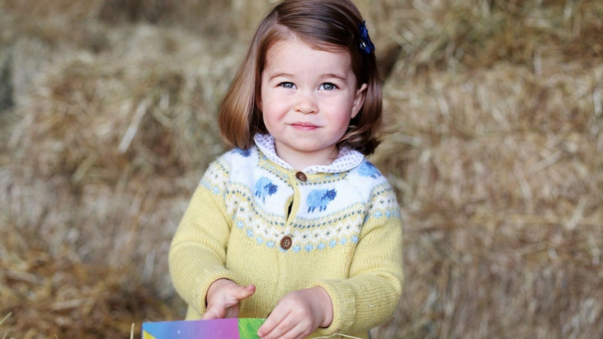 כבר ילדה גדולה: הנסיכה שרלוט | צילום: Gettyimages