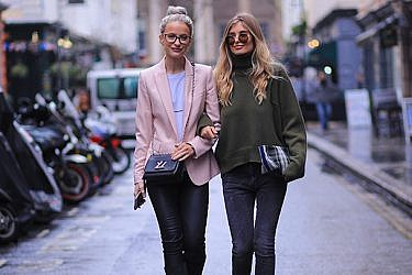 שבוע האופנה בלונדון 2018 | צילום: אסף ליברפרוינד The Streetvibe