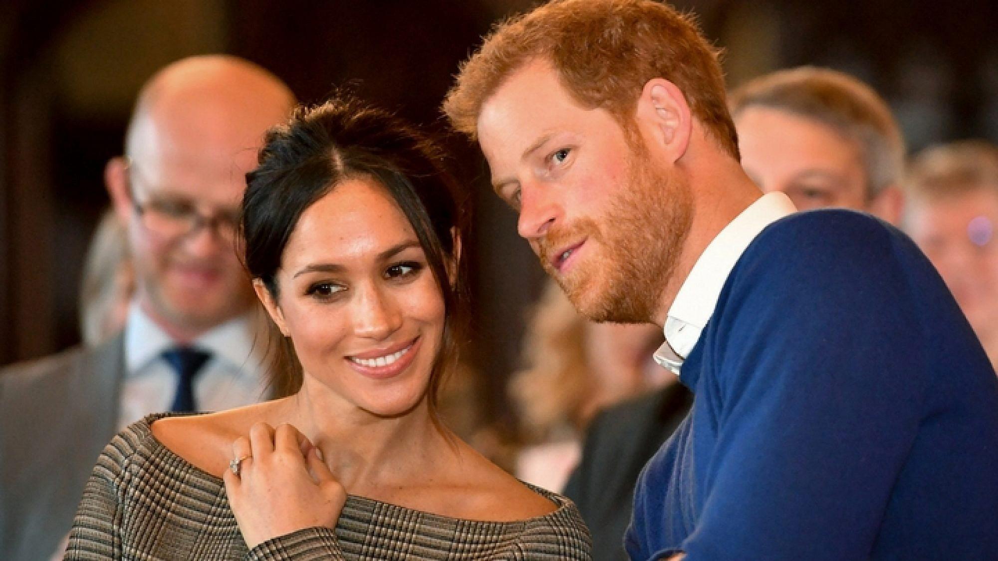 כבר לא יכולות לחכות לראות אתכם חתן וכלה: מייגן מרקל והנסיך הארי | צילום: Gettyimages