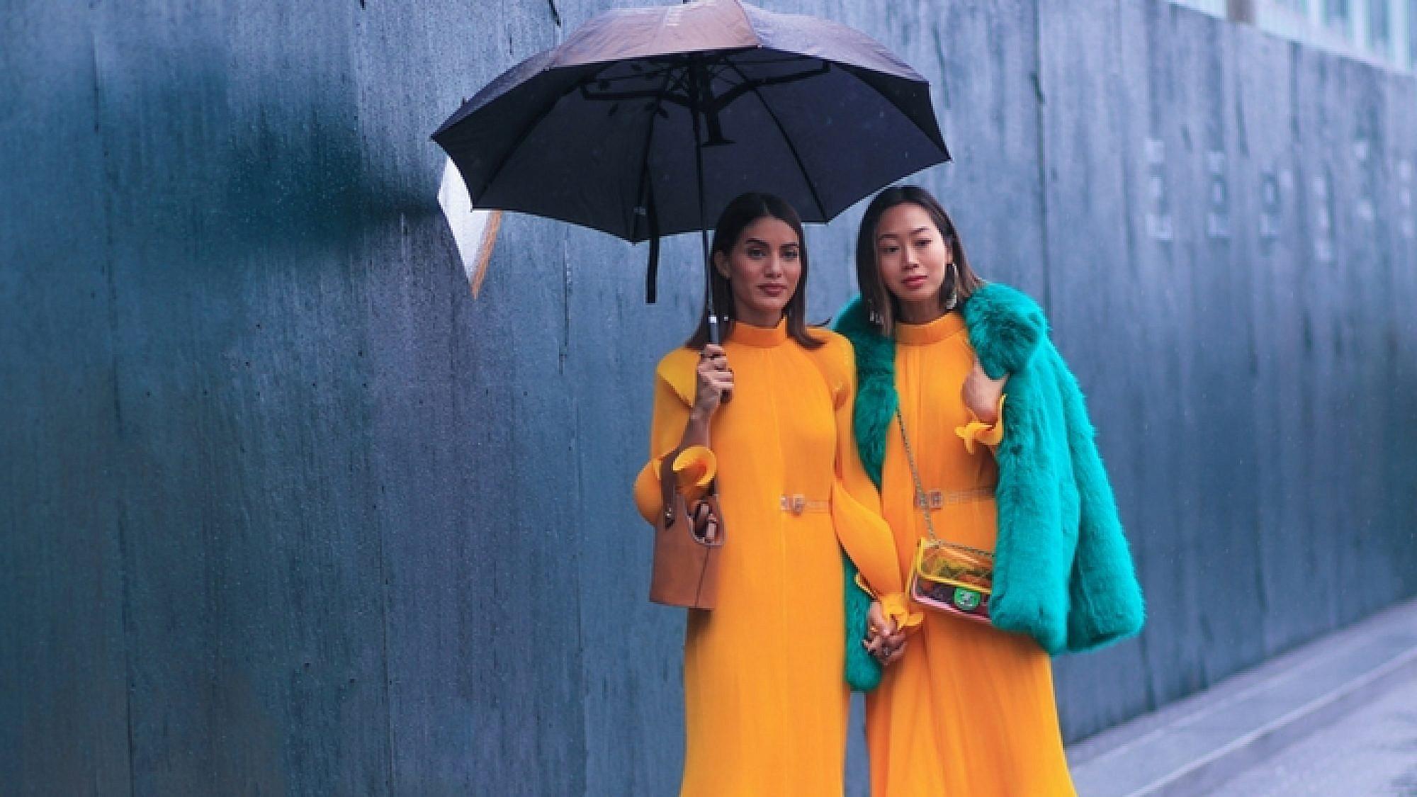 סטריט סטייל בשבוע האופנה בניו יורק   צילום: אסף ליברפרוינד The Streetvibe
