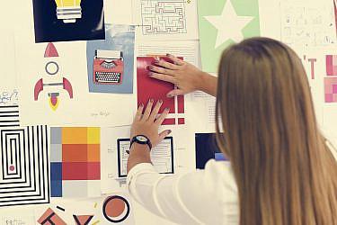 לוח השראה | צילום: shutterstock