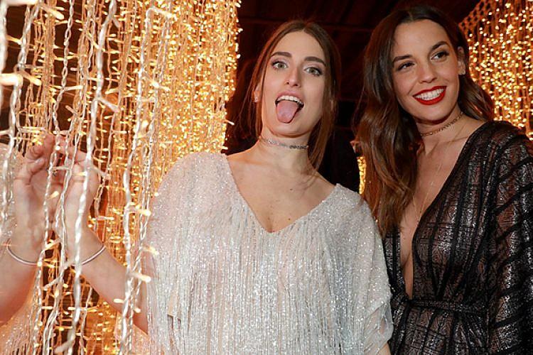 ירדן הראל ודנה זרמון בערב הגאלה של שבוע האופנה תל אביב 2018 | צילום: דנה קופל