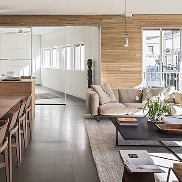 רוני אלרואי אדריכלים, צוות עיצוב: גיא ארליך ושני ששון   צילום: עמית גרון