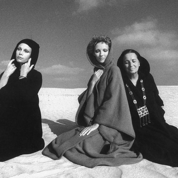 מעיל המדבר של משכית, מתוך התערוכה