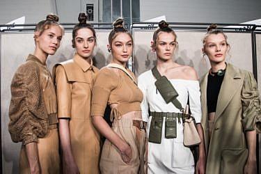 שבוע האופנה במילאנו: התצוגה של פנדי | צילום: גטי