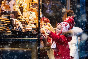 שווקי חג המולד מומלצים   צילום: shutterstock
