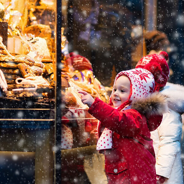 שווקי חג המולד מומלצים | צילום: shutterstock