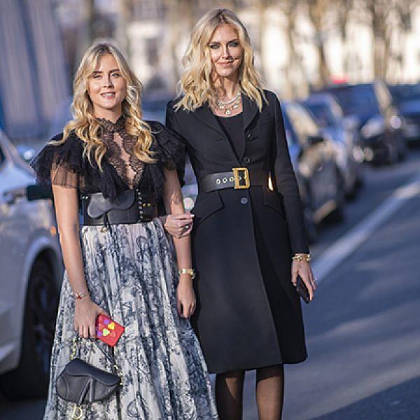 שבוע האופנה בפריז, קיארה וולנטינה פראני   צילום: אסף ליברפרוינד