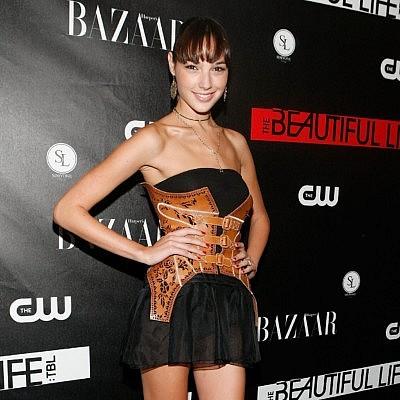 גל גדות באירוע השקה של רשת CW בניו יורק, 2009 | צילום: Amy Sussman/Getty Images