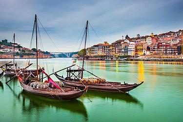 נמל פורטו בפורטוגל | צילום: shutterstock