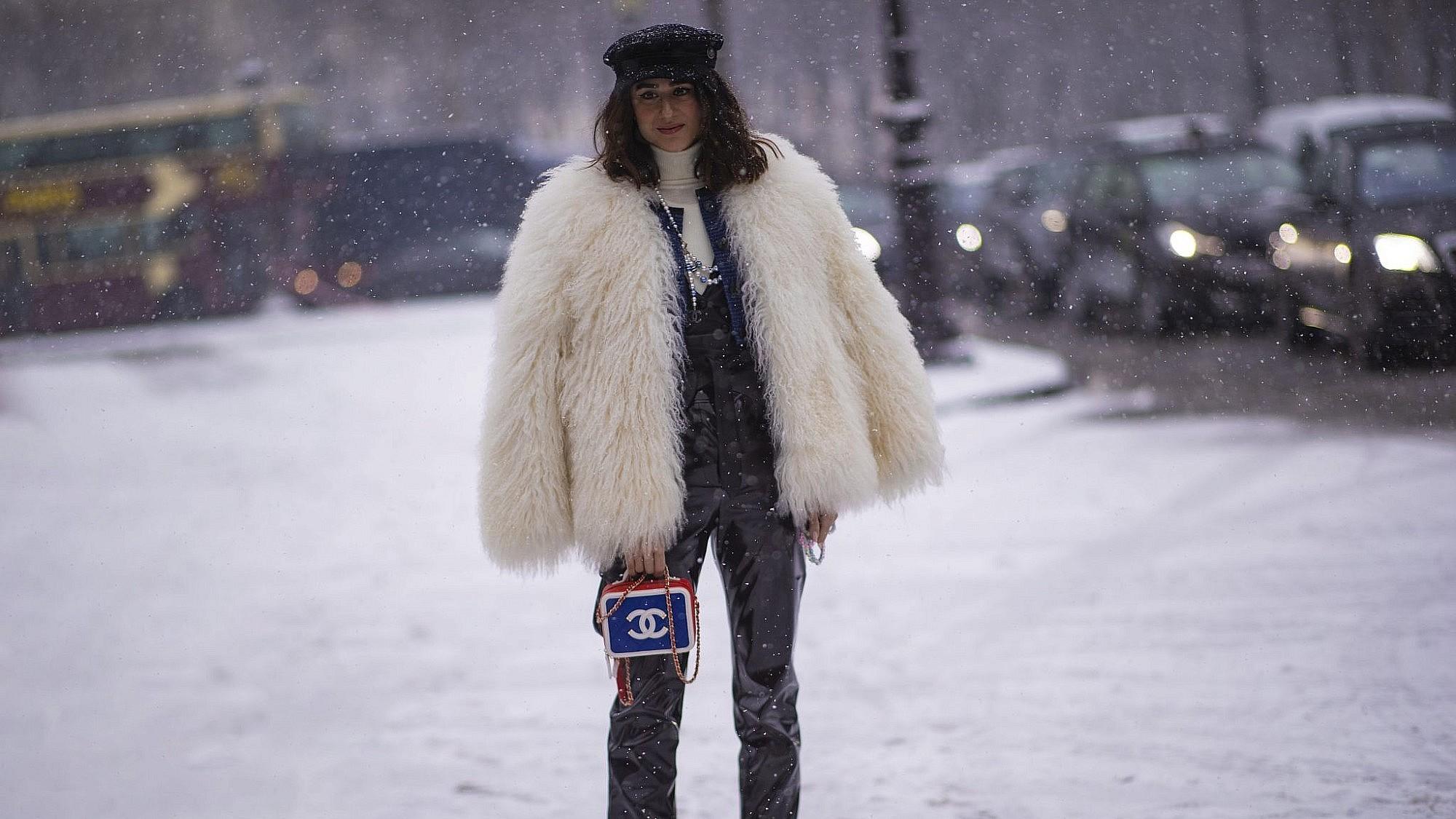 אופנת רחוב בשבוע הקוטור בפריז   צילום: אסף ליברפרוינד Thestreetvibe