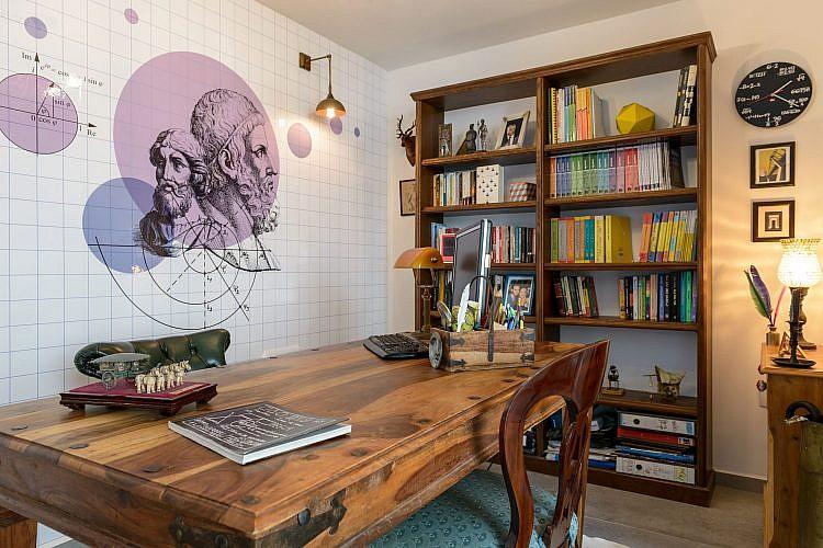 דירה ברעננה   עיצוב פנים: שני רינג, צילום: אדריאן דודה
