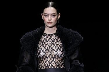 אלון ליבנה, שבוע האופנה תל אביב 2019. צילום אדריאן סבל