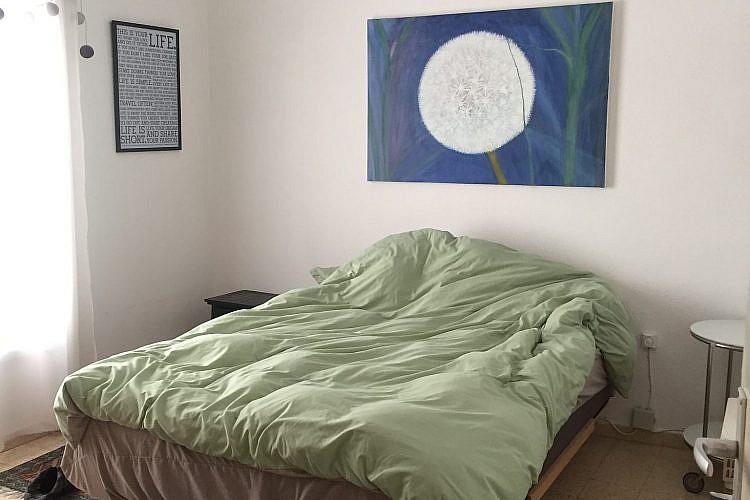 דירה בשכונת בבלי בתל אביב לפני השיפוץ | צילום: שני רינג