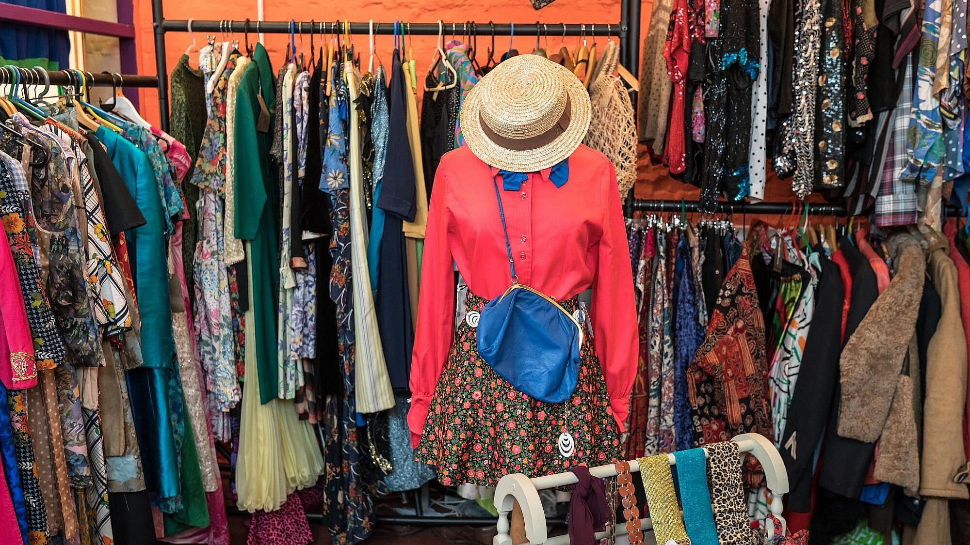 למה הפסקתי לקנות בגדים חדשים  צילום: shutterstock