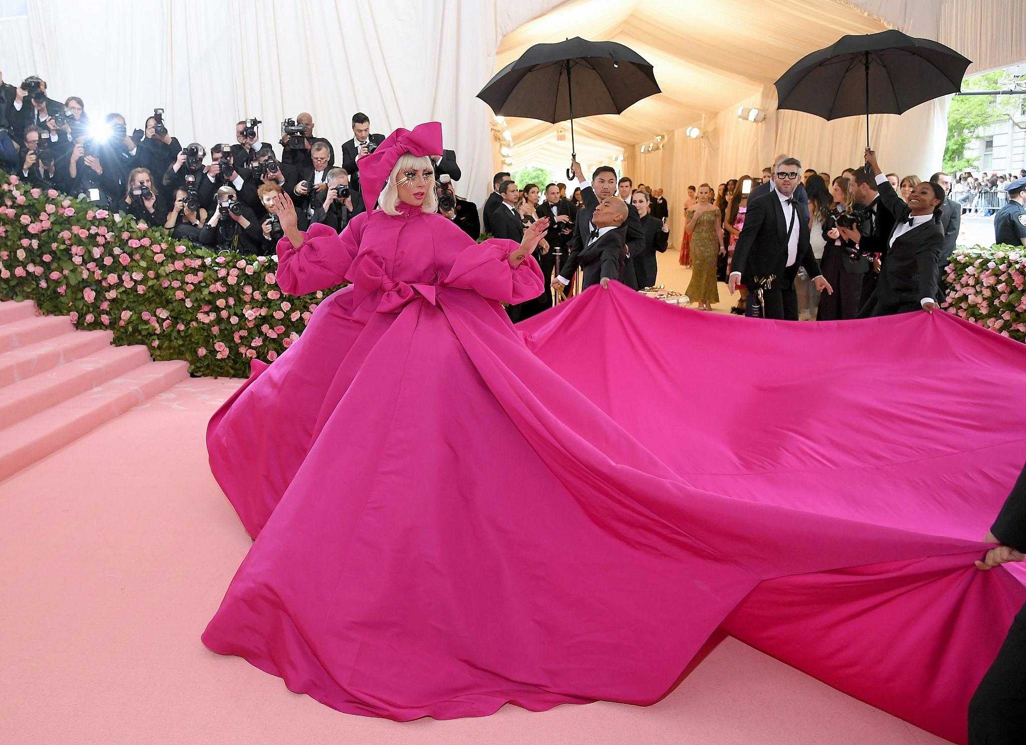 ליידי גאגא | צילום: Neilson Barnard/Getty Images