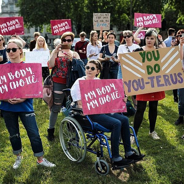 הפגה למען זכות בחירה להפלות בארה