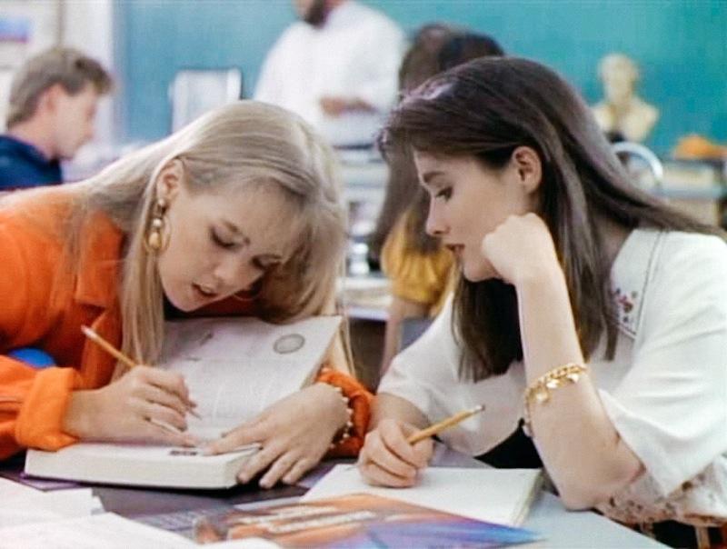 """""""בוורלי הילס 90210""""   צילום מסך"""