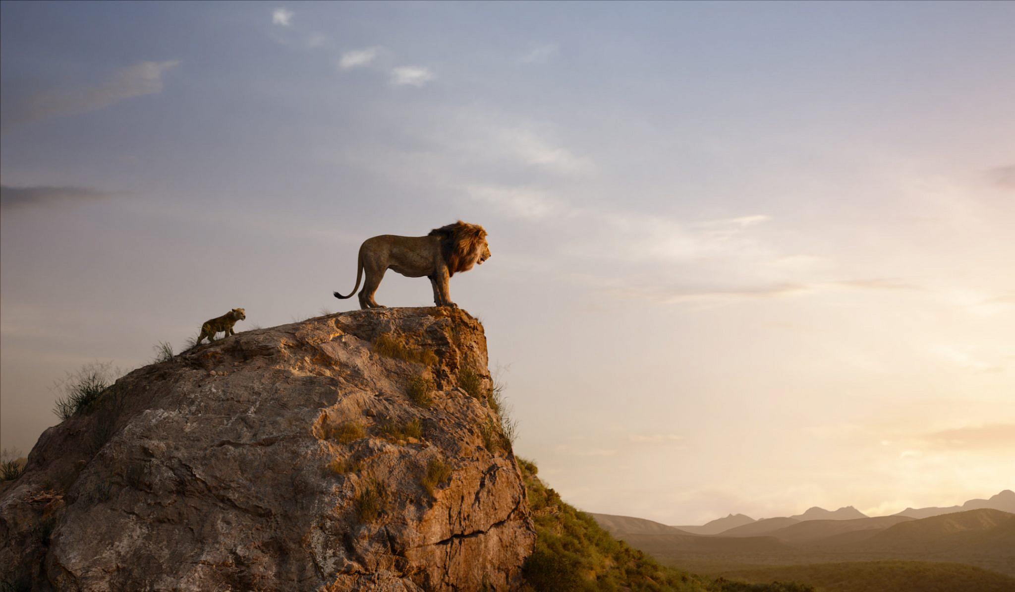 מלך האריות | צילום באדיבות דיסני ישראל ופורום פילם