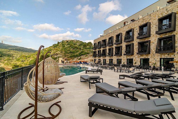 מלון קדם | צילום: רון שלף