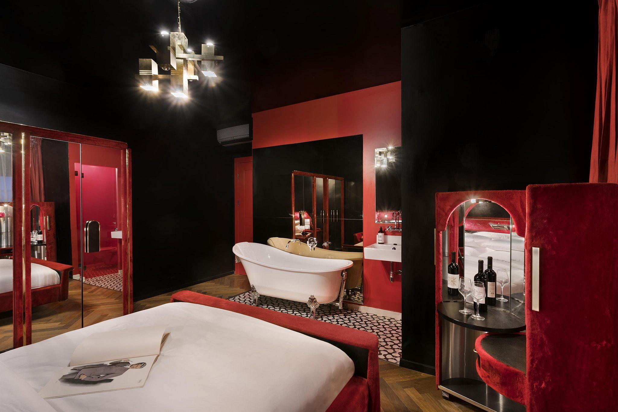 מלון דייב גורדון | צילום: אסף פינצ'וק