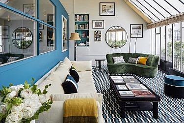 דירה בפריז | עיצוב: Sarah Lavoine, צילום: Francis Amiand