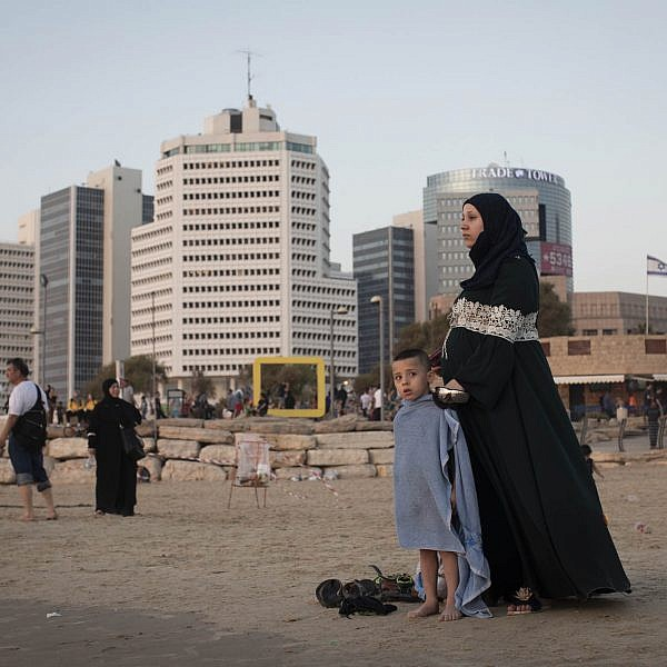 עיד אל אדחא בתל אביב | צילום: אורן זיו