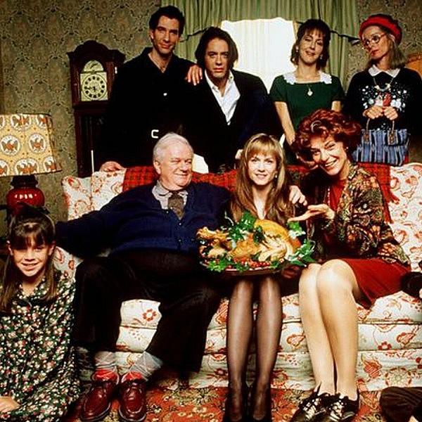 צילום מסך מתוך הסרט Home For The  Holidays