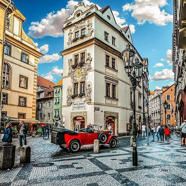 פראג, צ'כיה | צילום: shutterstock
