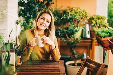 פלנט ליידי, אבל מאושרת! | צילום: Shutterstock