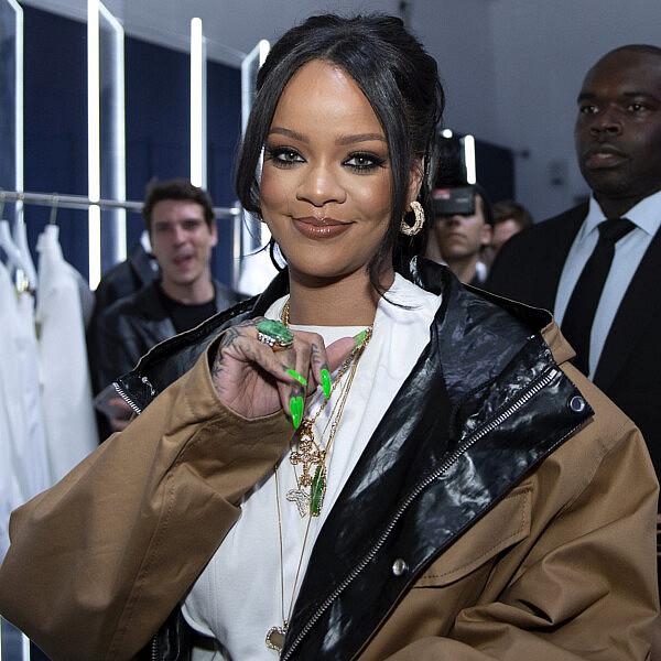 ריהאנה | צילום: GettyImages/Aurelien Meunier