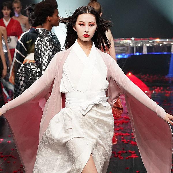 שבוא האופנה בטוקיו | צילום: Christopher Jue/Getty Images