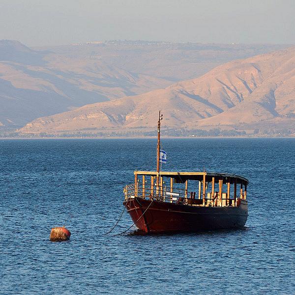 קסם על ים כנרת | צילום: Shutterstock