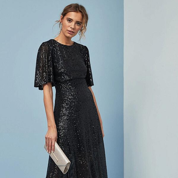 שמלת מידי מאתר נקסט, 236 ש