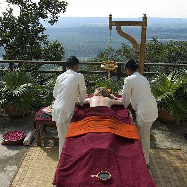 אננדה ספא ריזורט בהודו | צילום מהאתר anandaspa.com