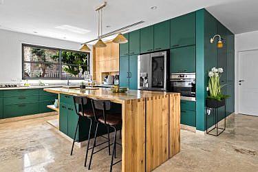 בית בבית אריה | אדריכלות ועיצוב פנים: נילי חביב, צילום: רותם-מאור מויאל