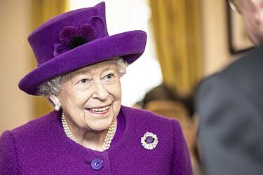 המלכה אליזבת | צילום: Chris Jackson/GettyImages
