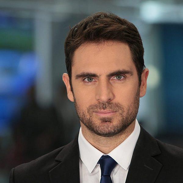 תמיר סטיינמן | צילום: אייל בן יעיש, חברת החדשות בקשת 12