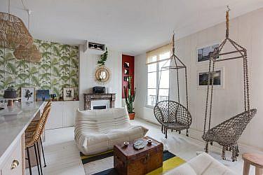 דירה בפריז | עיצוב: Baldini Architecture, צילום: Adelaide Klarwein