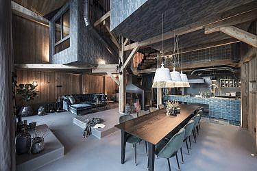 בית בצפון איטליה | אדריכלות ועיצוב: Stefan Rier מ-noa network of architecture, צילום:Alex Filz