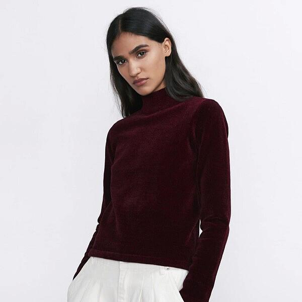 סוודר של זארה, מחיר 149 ש
