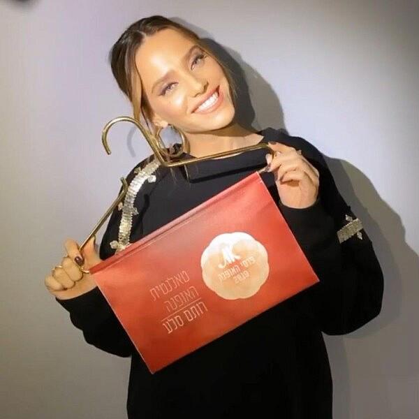 רותם סלע, זוכת פרס טאלנטית האופנה של השנה