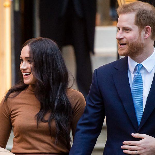 הנסיך הארי ומייגן מרקל | צילום: Samir Hussein/WireImage