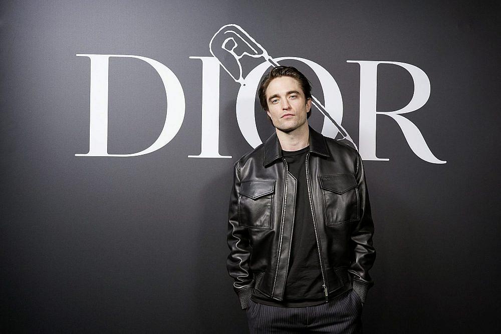 גם רוברט פטינסון סובל מהתופעה | צילום: Francois Durand for Dior/Getty-Images