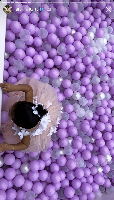 המסיבה של סטורמי | צילום מסך מהאינסטגרם kyliejenner