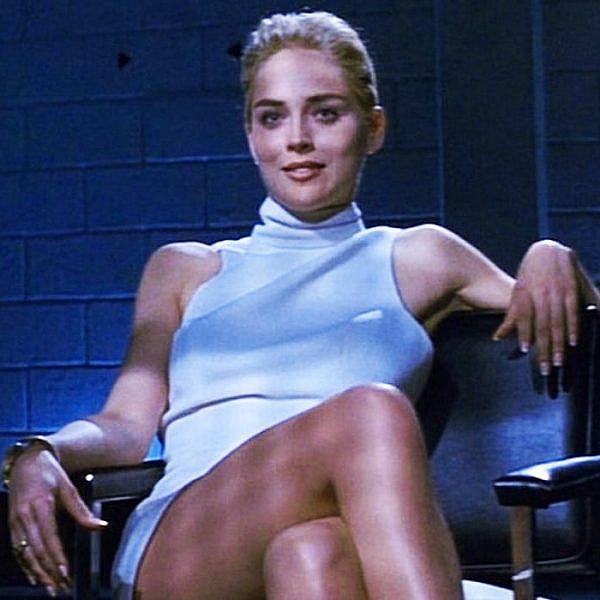 שרון סטון | צילום מסך מתוך הסרט