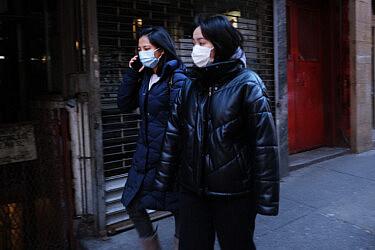 זיהום אוויר   צילום spencer platt gettyimages